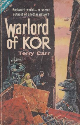Warlord of Kor / The Star Wasps (Two Books in One)