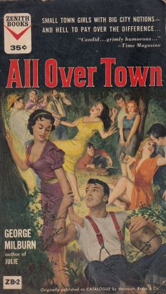 All Over Town (Catalogue). George Milburn