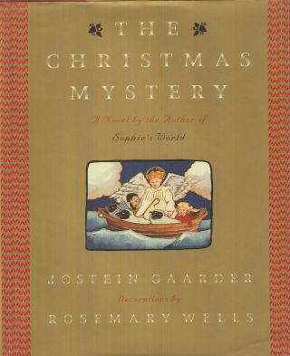 The Christmas Mystery. Jostein Gaardner