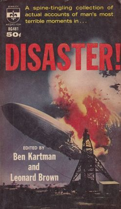 Disaster! Leonard Brown Ben Kartman