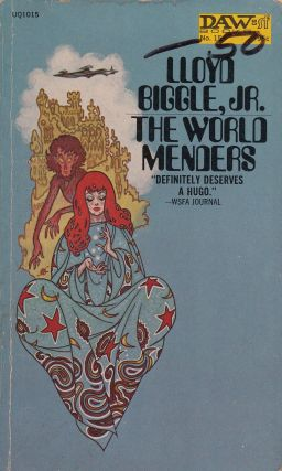 The World Menders. Lloyd Biggle Jr