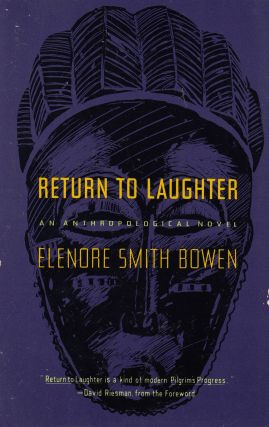 Return to Laughter. Elenore Smith Bowen