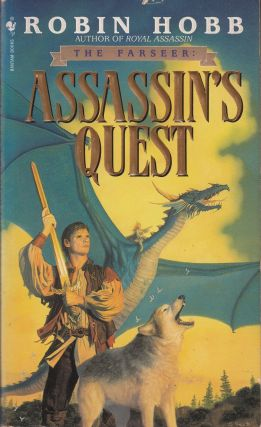 The Farseer: Assassin's Quest. Robin Hobb