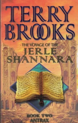 The Voyage of the Jerle Shannara: Book Two - Antrax. Terry Brooks