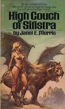 High Couch of Silistra (Returning Creation). Janet E. Morris