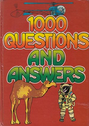 1000 Questions and Answers. Elizabeth Hardy