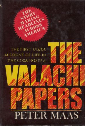 The Valachi Papers. Peter Maas