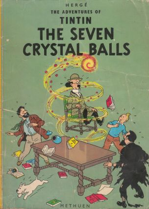 The Adventures of Tintin: The Seven Crystal Balls. Herge