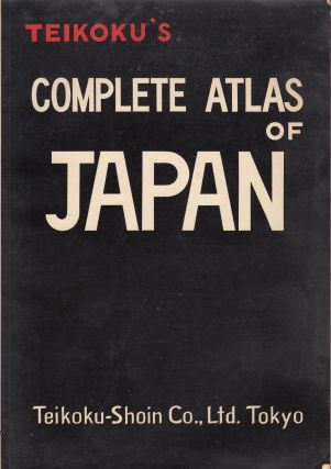 Teikoku's Complete Atlas of Japan