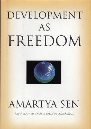Development as Freedom. Amartya Sen.
