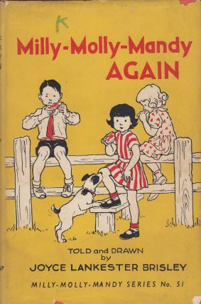 Milly-Molly-Mandy Again (Milly-Molly-Mandy Series No. 51). Joyce Lankester Brisley
