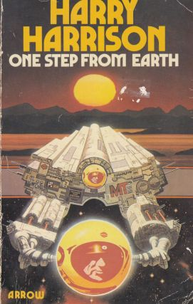 One Step From Earth. Harry Harrison