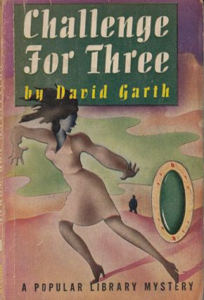 Challenge For Three. David Garth