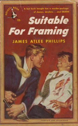 Suitable For Framing. James Atlee Phillips