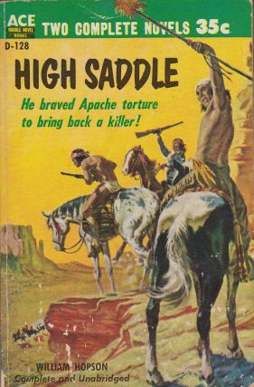 Way Station West and High Saddle. William E. Vance / William Hopson
