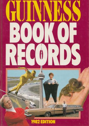 Guinness Book of Records Edition 28. Norris McWhirter