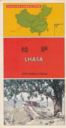 Lhasa (Discover China's Cities). Liang Hua, Tang Junfeng He Pan
