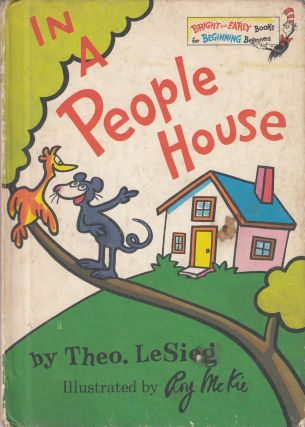 In a People House. Theo LeSieg, Dr. Seuss