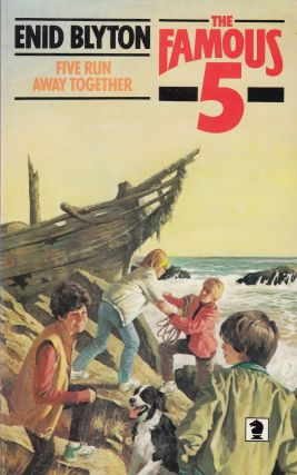 Five Run Away Together. Enid Blyton
