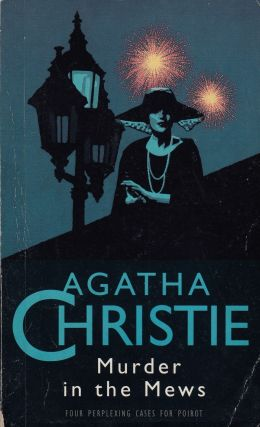 Murder in the Mews. Agatha Christie