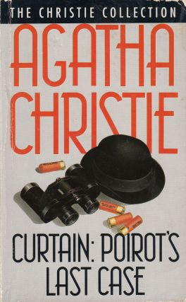 Curtain: Poirot's Last Case. Agatha Christie.