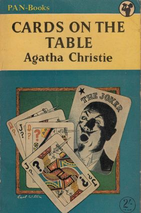 Cards on the Table. Agatha Christie.