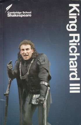 King Richard III (Cambridge School Shakespeare series). Pat Baldwin William Shakespeare, Tom...