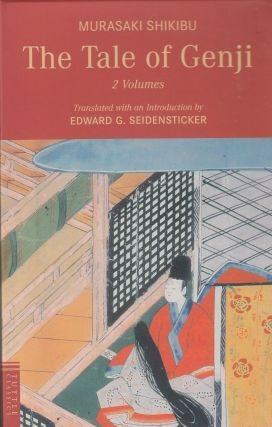 The Tale of Genji (2 Volume Boxed Set). Murasaki Shikibu