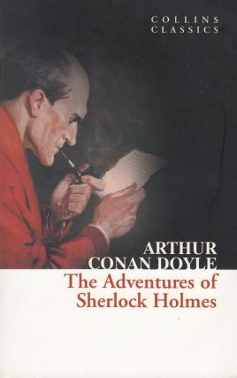 The Adventures of Sherlock Holmes. Arthur Conan Doyle.