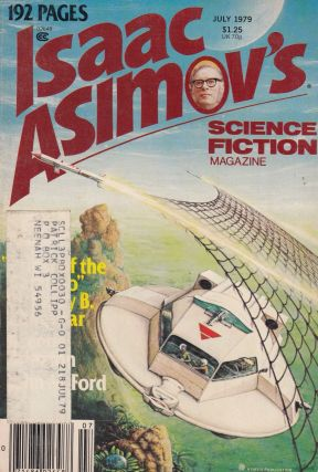 Isaac Asimov's Science Fiction Magazine, July 1979 (Vol.3, No. 7)
