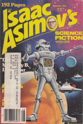 Isaac Asimov's Science Fiction Magazine, August 1979 (Vol. 3 No. 8)