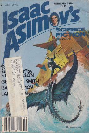 Isaac Asimov's Science Fiction Magazine, February 1979 (Vol. 3 No. 2)