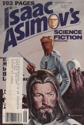 Isaac Asimov's Science Fiction Magazine, September 1979 (Vol. 3 No. 19