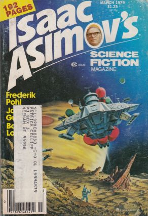 Isaac Asimov's Science Fiction Magazine, March 1979 (Vol. 3 No. 3)
