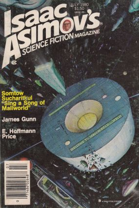 Isaac Asimov's Science Fiction Magazine, July 1980 (Vol. 4 No. 7)