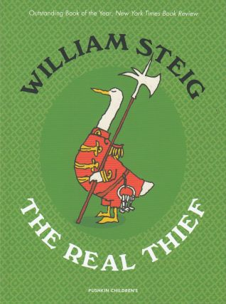 The Real Thief. William Steig.