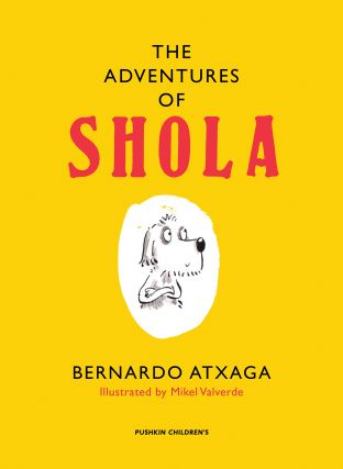 The Adventures of Shola. Bernardo Atxaga