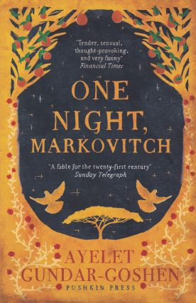One Night, Markovitch. Ayelet Gundar-Goshen