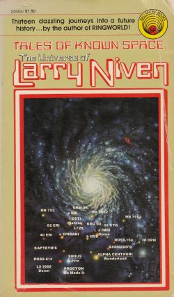Tales of Known Space: The Universe of Larry Niven. Larry Niven.
