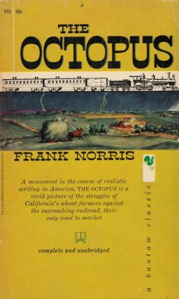 The Octopus. Frank Norris