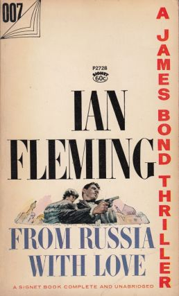 From Russia With Love. Ian Fleming.