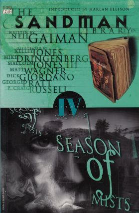 The Sandman: Season of Mists, Volume IV. Harlan Ellison Neil Gaiman, intro.
