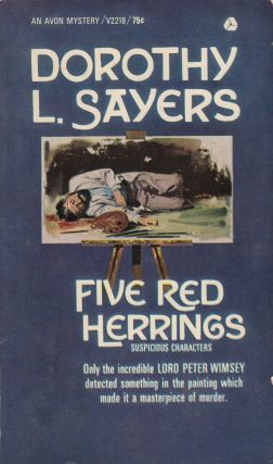 Five Red Herrings (Suspicious Characters). Dorothy L. Sayers