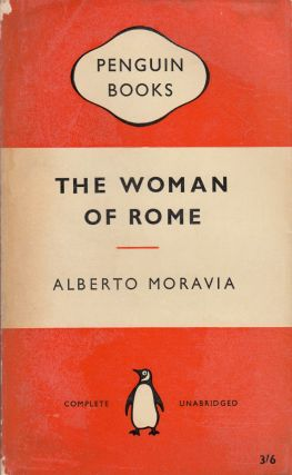 The Woman of Rome. Alberto Moravia