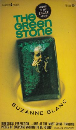 The Green Stone. Suzanne Blanc