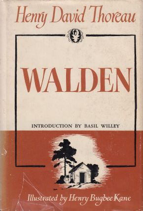 Walden. Henry David Thoreau
