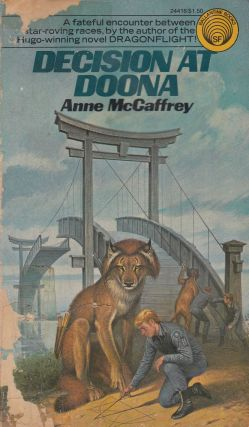 Decision at Doona. Anne McCaffrey.
