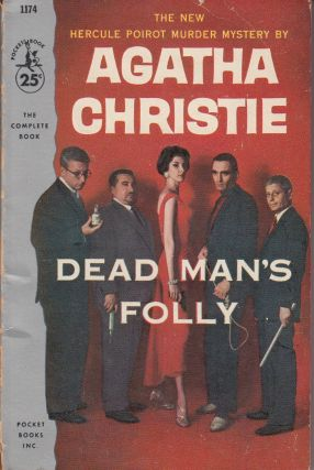 Dead Man's Folly. Agatha Christie