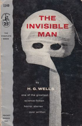 The Invisible Man. H G. Wells