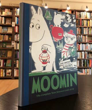 Moomin Book Three: The Complete Tove Jansson Moomin Comic Strip. Tove Jansson